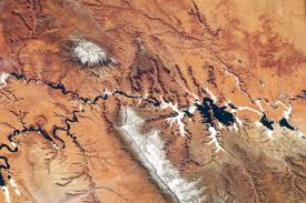 Plateau Of Mexico Map by An Astronaut U0027s View Of The Colorado Plateau Nasa