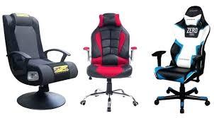pour fauteuil de bureau fauteuil avec haut parleur chaise gamer pour fauteuil de bureau
