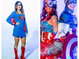 10 Halloween Costumes Girls 10 Halloween Costumes 2016 Superheroes Dethrone Princesses