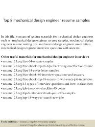 fresher resume format for mechanical engineers be mechanical resume format dalarcon com top8mechanicaldesignengineerresumesamples 150402023455 conversion gate01 thumbnail 4