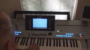 creating a fake book of songs for tyros and psr yamaha keyboards