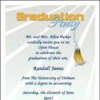graduation invitations wording justsingit