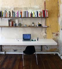 Wall Mounted Desk Shelf Best 25 Desktop Shelf Ideas Only On Pinterest Cubicle Shelves