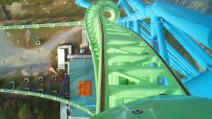 Six Flags In Usa Hd Pov Kingda Ka Front View Six Flags Great Adventure Youtube