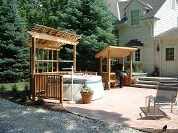 Patio Grill Cover by Roof Over Grill Patio Ideas Pinterest Decking Backyard And