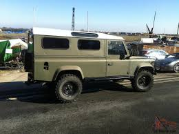 military land rover 110 rover 110