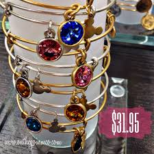 bracelets with birthstones alex and ani disney bracelets debut at d23 expo on the go in mco