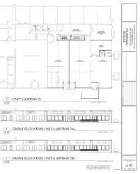 Loading Dock Floor Plan by Unit 6 U2014 Pleasant View Properties