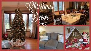 christmas home decor 2015 beingmommywithstyle youtube