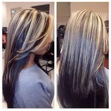 darker hair on top lighter on bottom is called best 25 dark underneath hair ideas on pinterest blonde hair