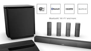 bose bluetooth home theater bose lifestyle 650 home entertainment system youtube