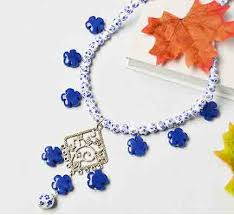 flower bead necklace images Delphine 39 s flower bead shop diy jewelry projects printed jpg