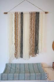 Creative Curtain Hanging Ideas Creative Design Yarn Wall Art Dazzling Ideas Easy Fiber Yarn Wall