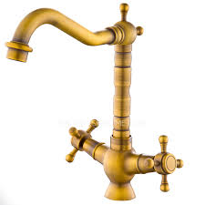 2 Handle Kitchen Faucet Vintage Antique Brass 2 Handle Kitchen Faucets Brushed