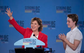 Christy Clark Cabinet No Clear Winner In B C Election Clark Says She Intends To