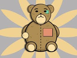 how to draw tatty teddy 6 steps with pictures wikihow