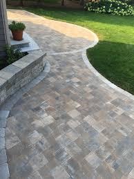 Stone Patio Pavers by Pin By Conrades Landscape Design On Brick U0026 Natural Stone Paver
