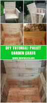 1001 Pallet by Diy Step By Step Tutorial Pallet Garden Chair U2022 1001 Pallets