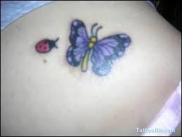 ladybug tattoos and designs page 29