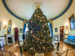 White House Decor Holidays In The White House First Family Traditions Washington Org
