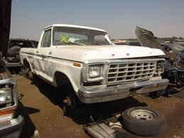 Classic Ford Truck Junk Yards - junkyard find 1979 ford f 150 the truth about cars