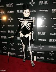 halloween party new york city heidi klum u0027s 12th annual halloween party photos and images getty