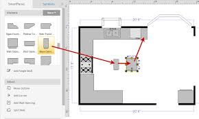 make a floorplan how to draw a floor plan with smartdraw