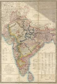 colonial map maps and map in india colonial maps exhibits