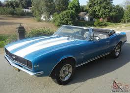 1967 rs ss camaro convertible chevy camaro convertible rs ss big block 4 speed marina blue 1968 1969
