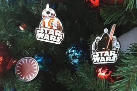wars the awakens ornaments disney family