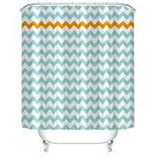 Orange And Blue Shower Curtain Orange Shower Curtain Hooks Home Design Ideas Shower Curtain