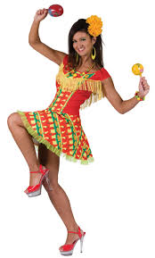Mexican Halloween Costumes Mexican Fiesta Costume Womens Female Costumes