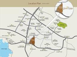 hallmark glenridge in narsingi hyderabad price location map