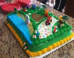 daniel tiger birthday cake kati u0027s creations pinterest