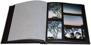 photo album florin rimu timber large premium quality photo albums