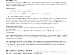 resume professional experience examples resume objective for all jobs