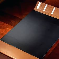 tulsa county desk blotter the stylish and attractive leather desk blotter with regard to your