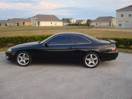 lexus coupe black lexus sc400 black photo picture image on use com