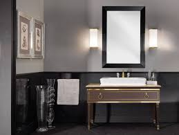 Modern Sconces Bathroom Bathroom Design Lovelybathroom Sconce Lighting Bathrooms