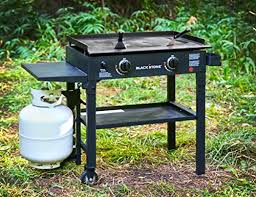 Top Gas Grills Blackstone 28 Inch Outdoor Flat Top Gas Grill Griddle Station 2