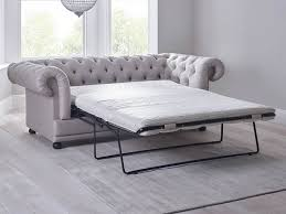 Chesterfield Sofa Bed Uk by Cara Upholstered Sofa Bed Living It Up