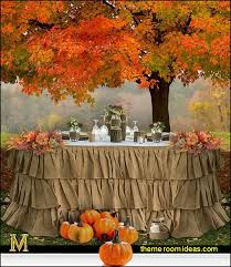 seasonal decorations decorating theme bedrooms maries manor autumn fall themed