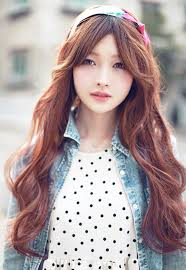 waivy korean hair style 5 best korean hairstyles for long hair fmag com