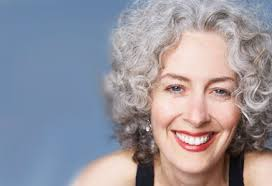 best perm for gray hair perms for gray hair hairstyle ideas