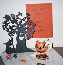 halloween computer paper catchy halloween time tricks u0026 bulletin board treats attentionology
