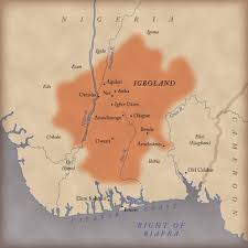 map uk cus custom map gallery historical map of igboland nigeria world