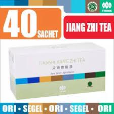 Teh Jiang tiens promo jiang zhi tea teh hijau tianshi ori pelangsing