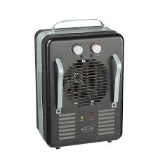 Patio Comfort Heater by Shop Feature Comforts Electric Utility Heater With Thermostat At
