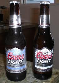 coors light beer fridge coors light s cold activated bottle drinkhacker