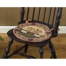 chairpads primitive home decors